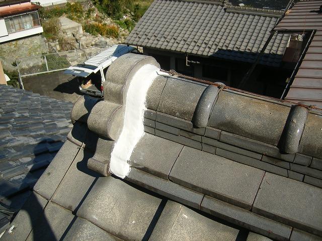 岐阜塗装センター施工実績写真 屋根塗装工事、補修工事
