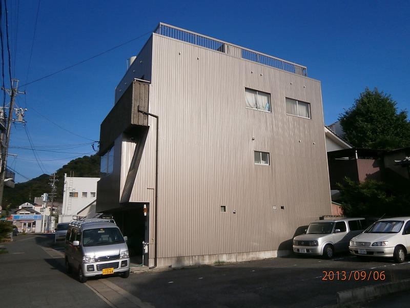岐阜塗装センター施工実績写真 屋上外壁工事
