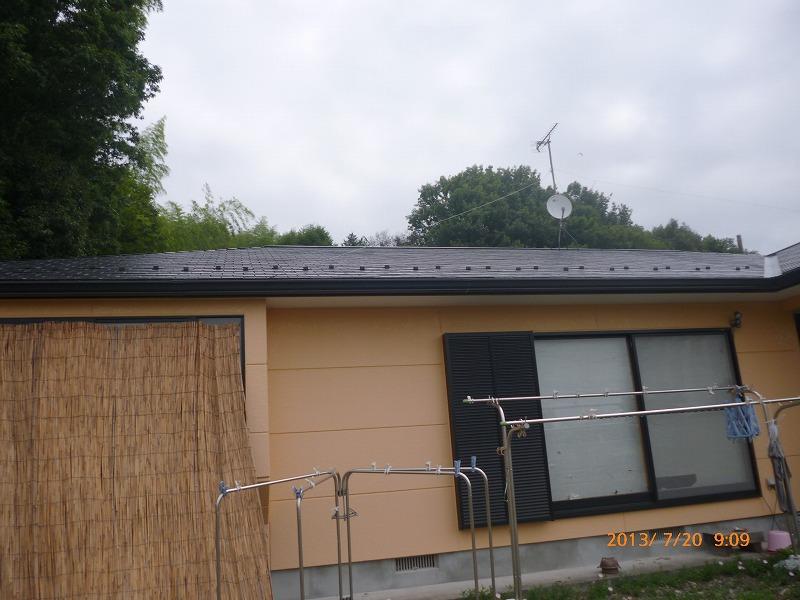 岐阜塗装センター施工実績写真 外壁・屋根塗装・雨樋架け替え工事