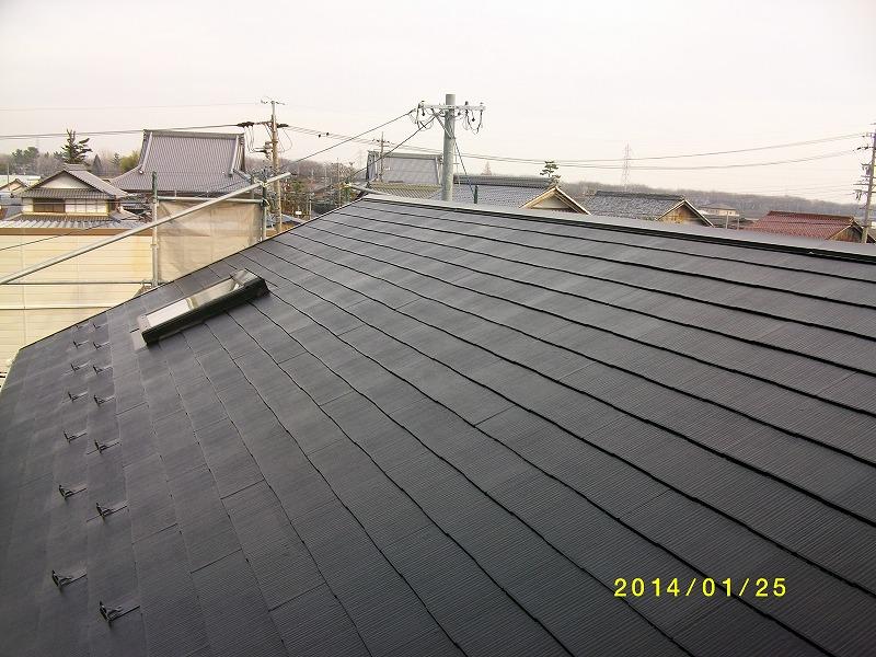 岐阜塗装センター施工実績写真 屋根外壁工事