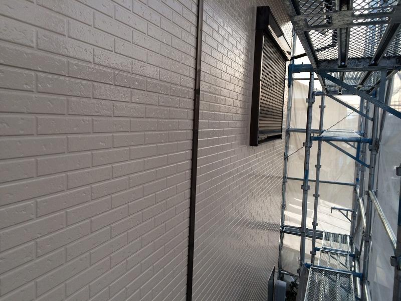 岐阜塗装センター施工実績写真 屋根カバー、外壁塗装工事