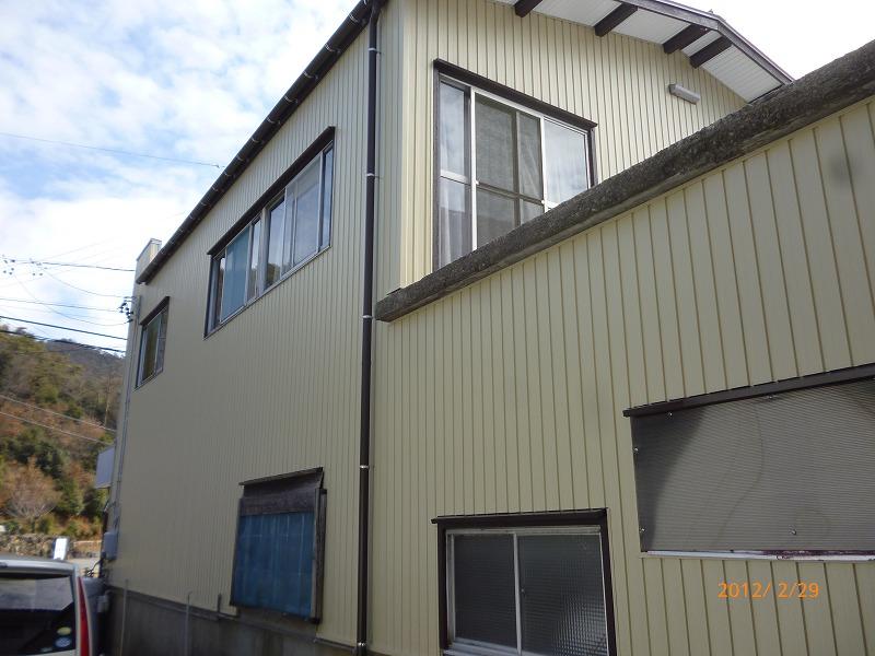岐阜塗装センター施工実績写真 外壁、屋根改修工事