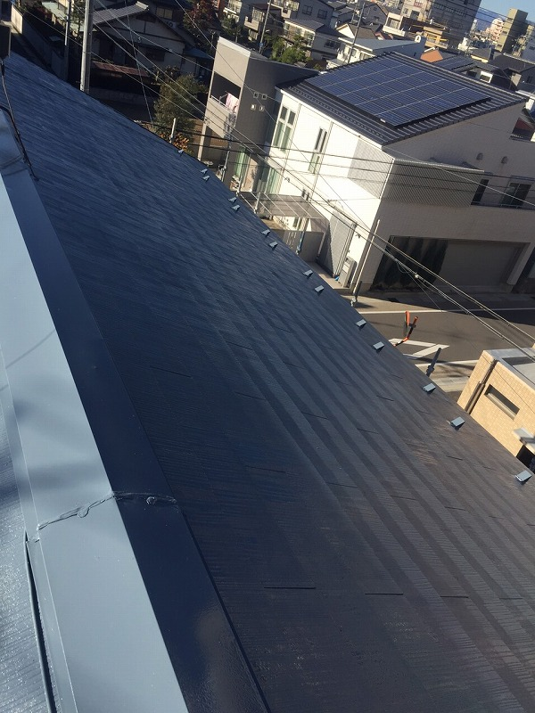 岐阜塗装センター施工実績写真 屋根・外壁塗装
