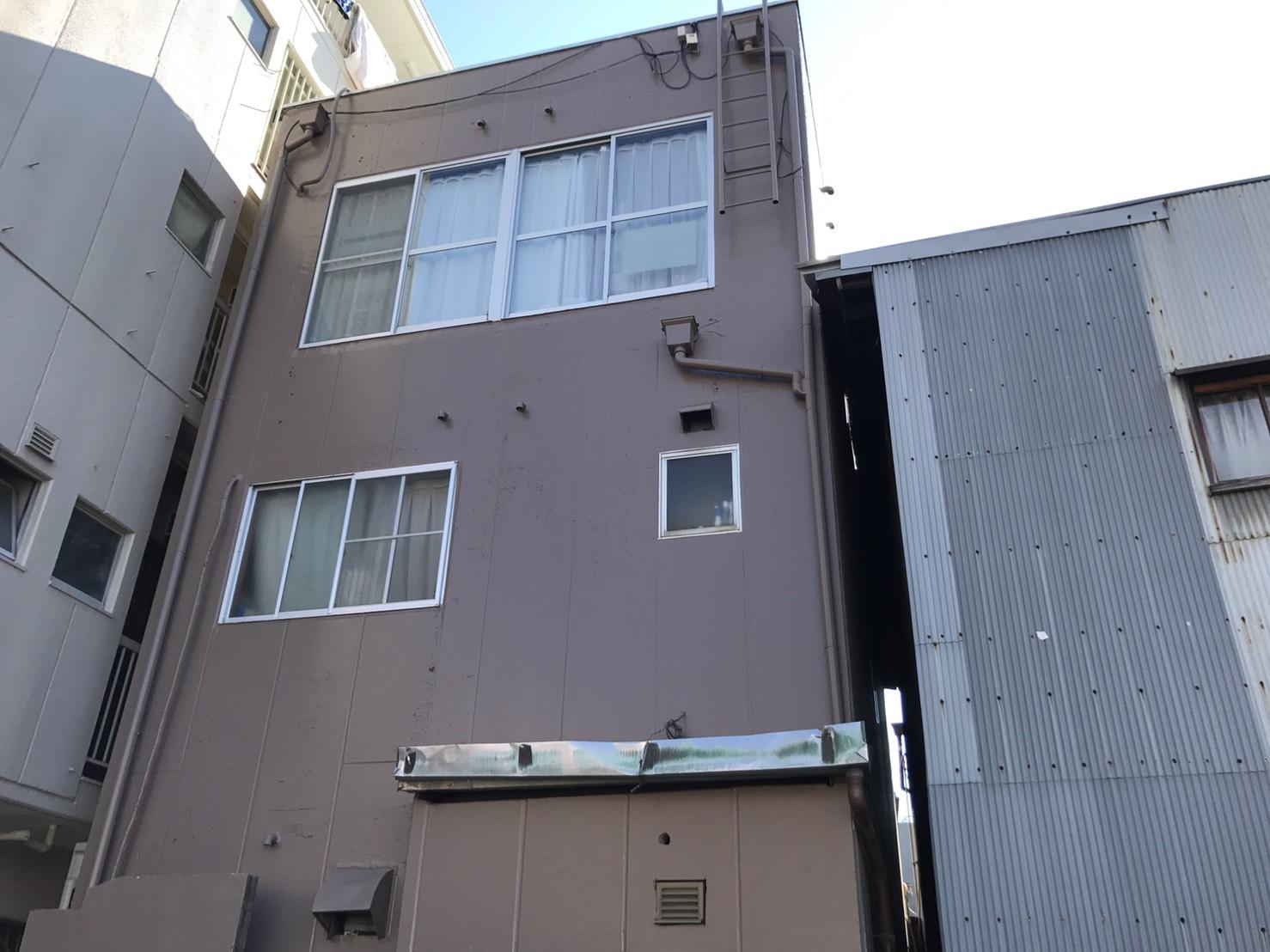 岐阜塗装センター施工実績写真 外壁塗装工事
