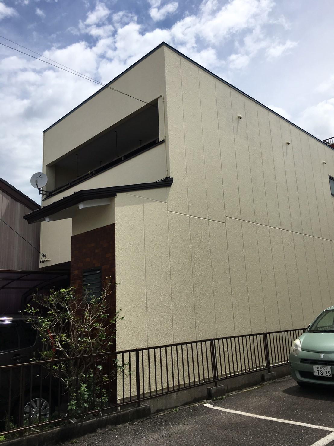 岐阜塗装センター施工実績写真 屋根・外壁塗装その他工事