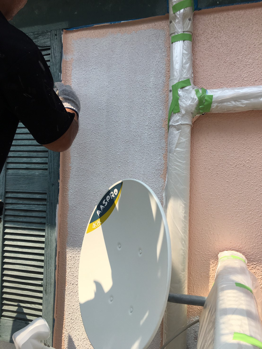 岐阜塗装センターの写真 屋根、外壁塗装