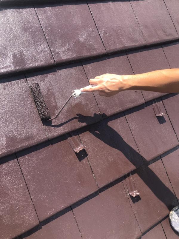 岐阜塗装センターの写真 屋根塗装工事