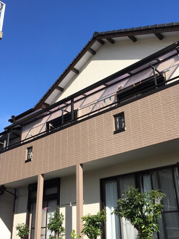 岐阜塗装センター施工実績写真 外壁塗装