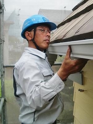 工事主任の写真